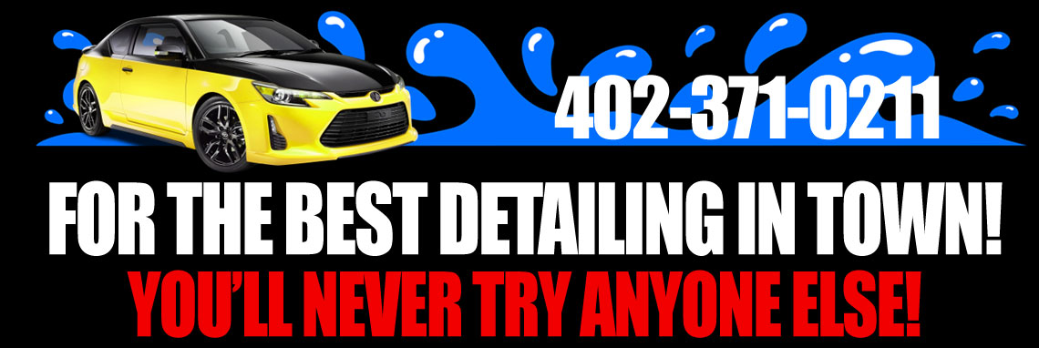 Auto Detailing Packages Norfolk NE